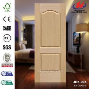 EV Oak Wood HDF Molded Venner Door Skin pictures & photos