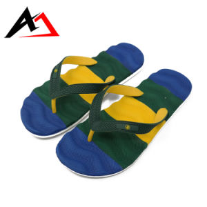Casual Slipper Fashion Summer Sandal Colorful for Men Shoe (AKCS1) pictures & photos
