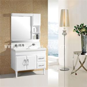 PVC Bathroom Cabinet/PVC Bathroom Vanity (KD-6039) pictures & photos