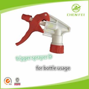 Factory Direct Sale Screw Trigger Sprayer Pump for Bottles pictures & photos
