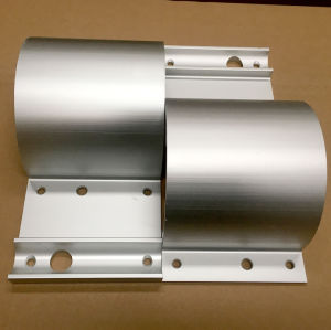 Aluminum Extrusion/Extruded Aluminium Profile for Pipe Bracket pictures & photos