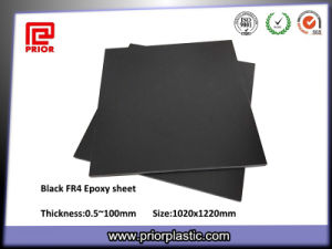 SGS Certification Fr4/G10 Epoxy Fiber Glass Laminate Sheet pictures & photos