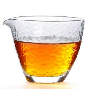 Customize Borosilicate Glass Tea Maker Pyrex Glassware Teacup pictures & photos