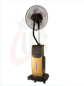 Dry Ice Inside Anion Water Mist Fan Mosquito Repellent (USMIF-1605) pictures & photos