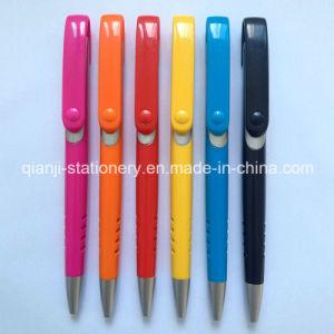 Multi Color Plastic Ball Pen (P1001B) pictures & photos