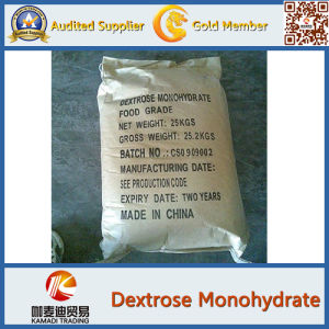 Food Grade Dextrose Monohydrate/D-Glucose Monohydrate with Low Price pictures & photos