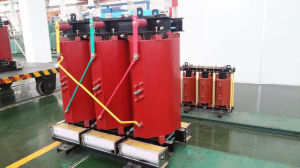 Cast Resin Dry Type Three Phase Distribution Transformer pictures & photos