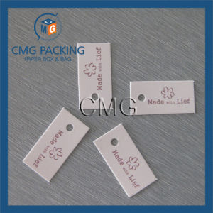 Small Retangular Jewelry Paper Tag pictures & photos