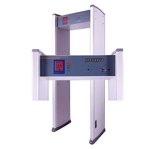 Xyt2101-II High Sensitivity Economical Walk Through Metal Detector pictures & photos