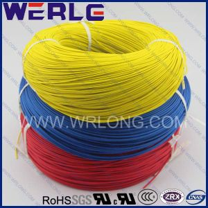 UL 3122 AWG 18 Silicone Fiberglass Braided Single Core Wire pictures & photos