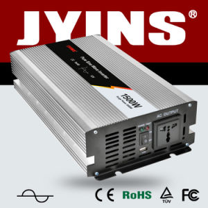 1.5kw 12V/24V/48V/DC to AC/110V/120V/220V/230V/240V Pure Sine Wave Solar Power Inverter pictures & photos