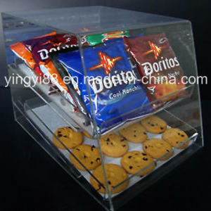 Factory Direct Sale Acrylic Bread Display pictures & photos