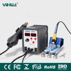 2 in 1 Yihua 898d+ Soldering Desoldering Station pictures & photos