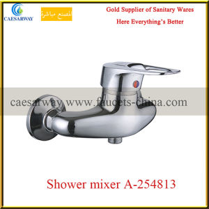 Sanitary Ware Wall Mounted Chrome Shower Faucet pictures & photos