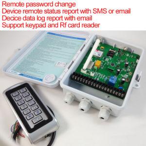 Garage Door Parking Rental System, Remote Password Change, Email Log Report