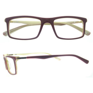 2016 New Products Acetate Glasses Frames with Ce Approved pictures & photos