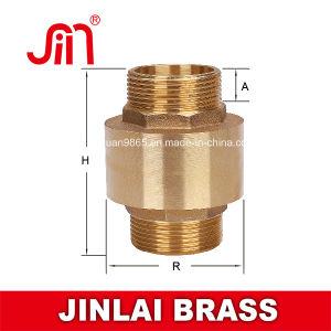 Brass Spring Check Valve-Pn16 Brass Core (JL-305M)
