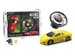 4 Channel Remote Control Car Toys with Light Battery Included (10253136) pictures & photos