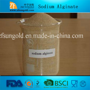 500-600cps Textile Grade Sodium Alginate pictures & photos