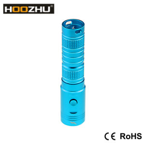 Hoozhu U10 Mini Diving Light Max 800lm LED Flashlight for Diving Diving Equipment pictures & photos