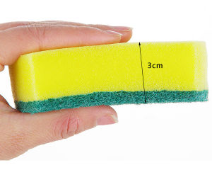Cleaning Pad for Kitchen, Scouring Pad and Foam Sponge pictures & photos