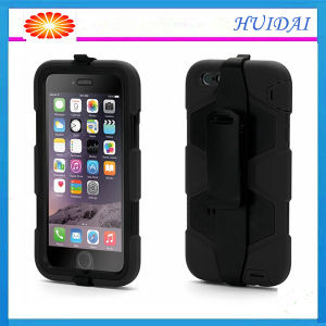 Military Shockproof All-Terrain Belt Clip Survivor Griffin Case for iPhone 6/6s pictures & photos