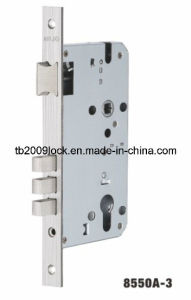 High Quality Mortise Door Lock/Lock Body (8550A-3) pictures & photos