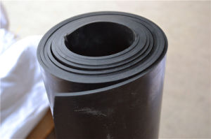 Hebei Petrol Resistant NBR Nitrile Butadiene Rubber Sheet Roll for Mineral Processing pictures & photos