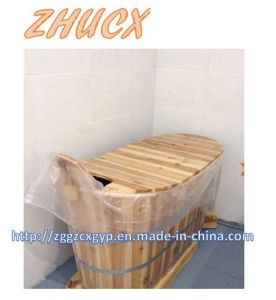 Steam Wooden Bathtub High Quality Bathtub Bathroom Furniture pictures & photos