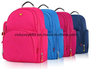 Fashion Child Schoolbag Student School Double Shoulder Backpack (CY3295) pictures & photos
