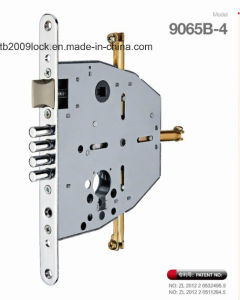 High Quality Door Lock Body (9065B-4) pictures & photos