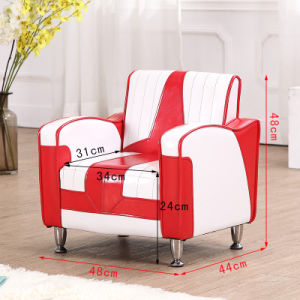 PVC Leather Material Kids Upholster Chair/ High Quantity Kids Sofa pictures & photos