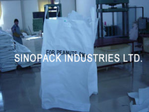 Large Ventilated Agricultural Big Bag for Filling Peanuts pictures & photos