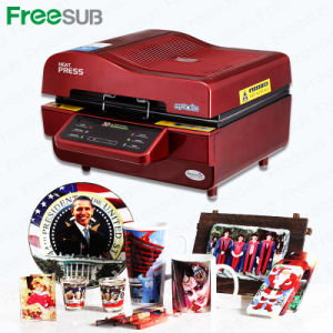 Freesub 3D Sublimation Digital Printer Machine (ST-3042) pictures & photos