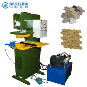 Multifuctional Hydraulic Stone Tile Leftover Recycling Machine (fire pit) pictures & photos