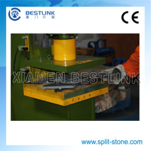 Popular Hydraulic Stone Stamper for Making Papvers pictures & photos