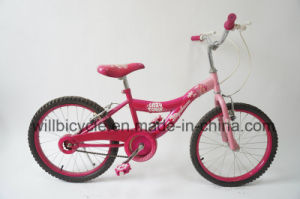 W-2006 Cartoon Different Size Girls Bicycle