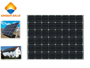 High Stability Powerful 175W-210W Monocrystalline Solar Module pictures & photos