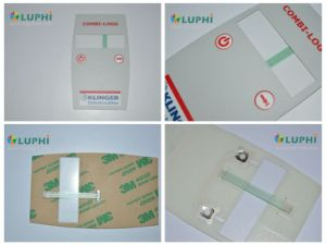 Metal Dome Keypad Control Switch Overlay Membrane Switch pictures & photos