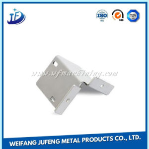 Customized Sheet Metal Fabrication Parts with White Powder Coating pictures & photos