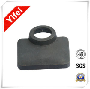 Black Painted Sand Casting Plate pictures & photos