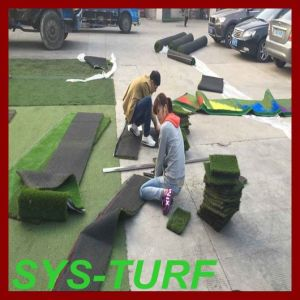 Small Piece Grass for Artificial Grass Wholesale pictures & photos