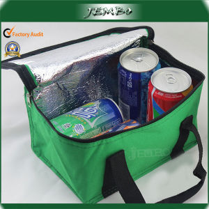 Daily Use Reusable Cheap Recycled Can Cooler Bag pictures & photos
