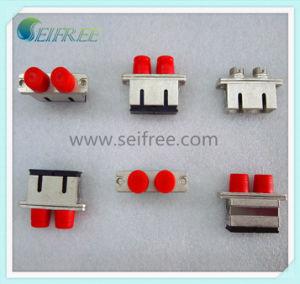 FC to Sc Duplex Optic Fiber Adaptor for CATV pictures & photos