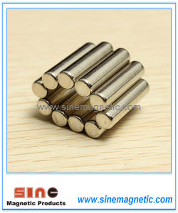 Powerful Stick Neodymium Magnets Rare Earth Magnet pictures & photos