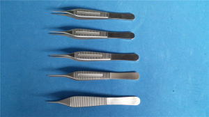 Grazer Blepharoplasty Tweezer Set Forceps Implement pictures & photos