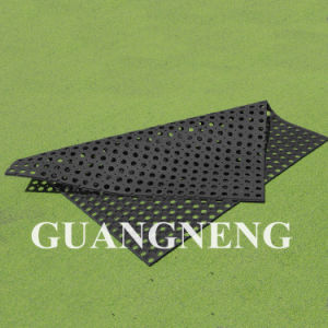 Anti Slip Rubber Mat/Hight Quality Grass Rubber Mat pictures & photos