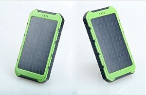 8000mAh Solar Panel External Battery Portable Charger pictures & photos