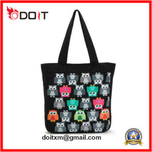 Popular Fashion Canvas Cotton Tote Bags pictures & photos