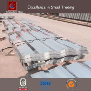 Roofing Material Mild Steel Corrugated Sheet (CZ-S69) pictures & photos